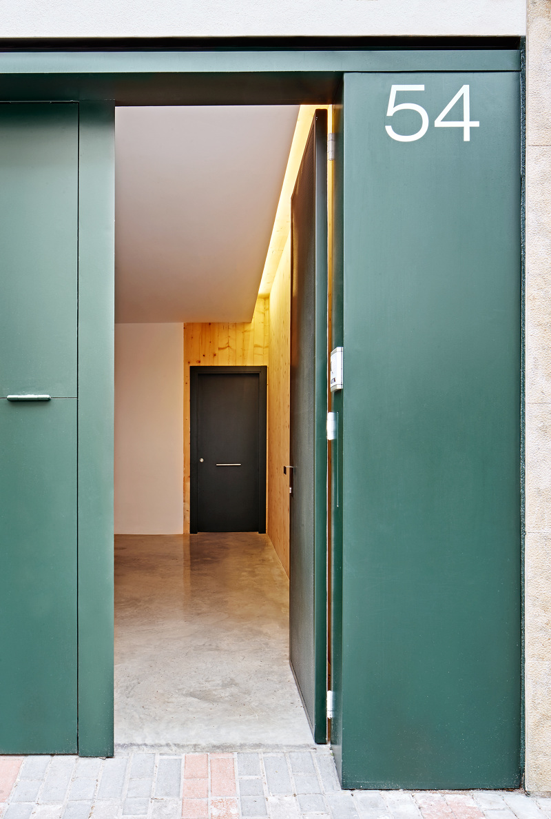 59rut nova casa entre mitgeres al centre de terrassa - Casas terrassa centro ...