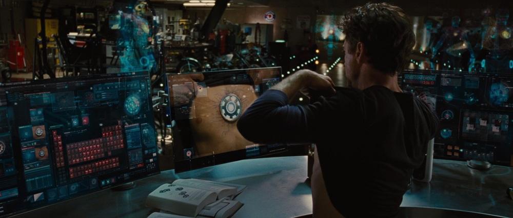 iron man office. Iron Man Office O