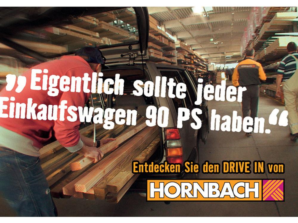 Hornbach projekt